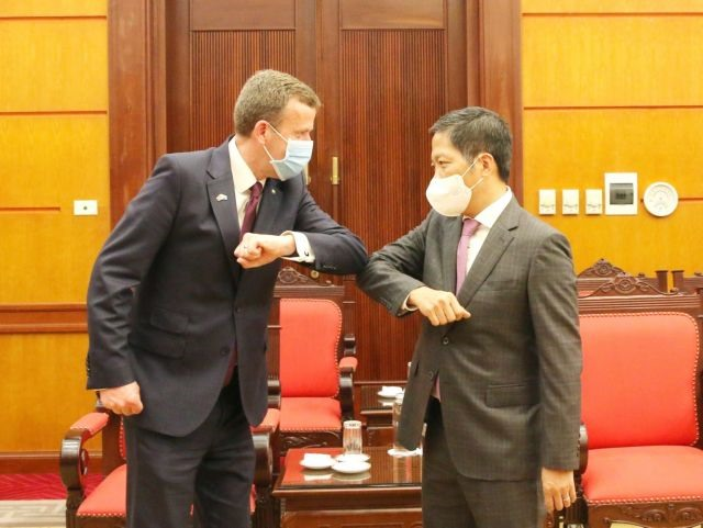 Việt Nam Australia forge economic ties towards sustainable recovery post pandemic