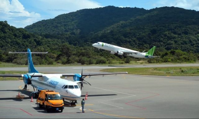 Côn Đảo Islandairport to receive larger aircraft after expansion