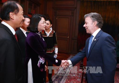 Việt Nam key partner of Colombia in Southeast Asia