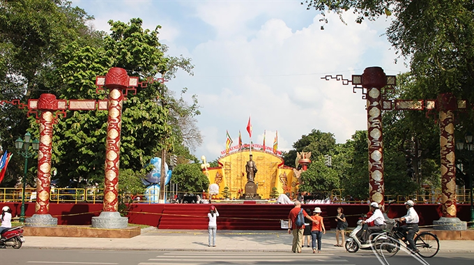 Hà Nội to offer free Wi-Fi in tourist areas bus stops