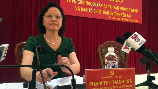 Police to investigate Yên Bái murders