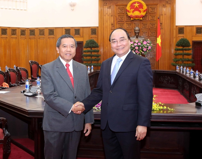 Deputy PM praises science tech co-operation with Laos