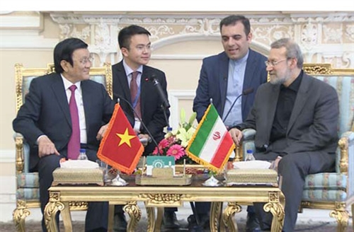 Việt Nam Iran eye stronger multi-faceted co-operation