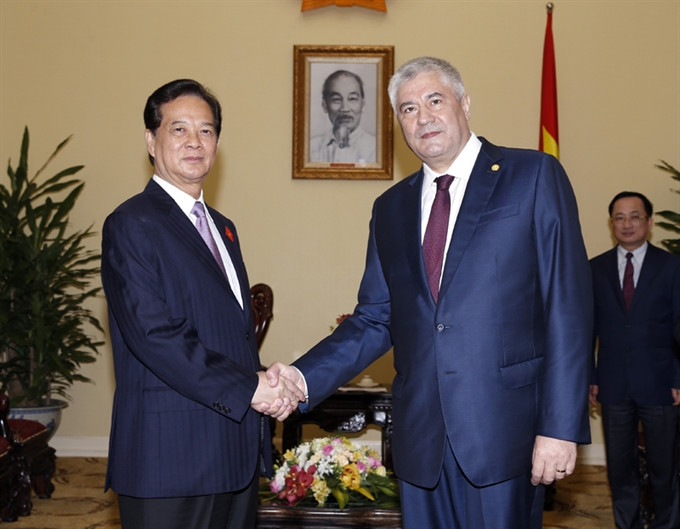 PM praises VN-Russia co-operation