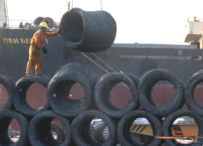 Quality inspections tightened for steel imports