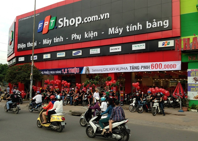 FPT to sell retail trading units