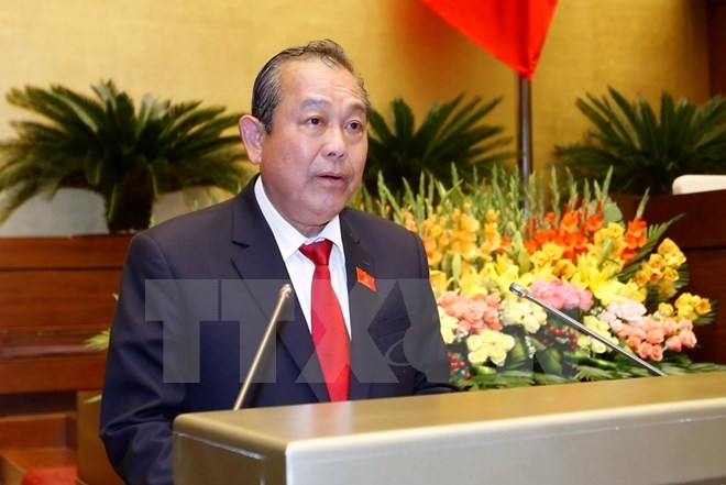 New govt officials outline tasks goals