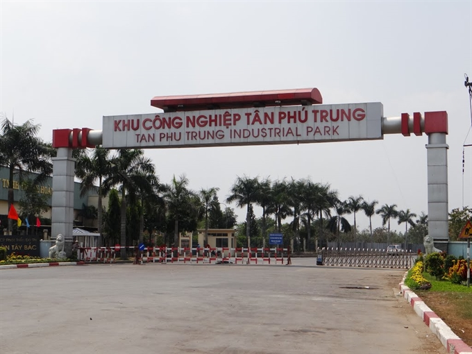 Investment in HCMC IPs drops