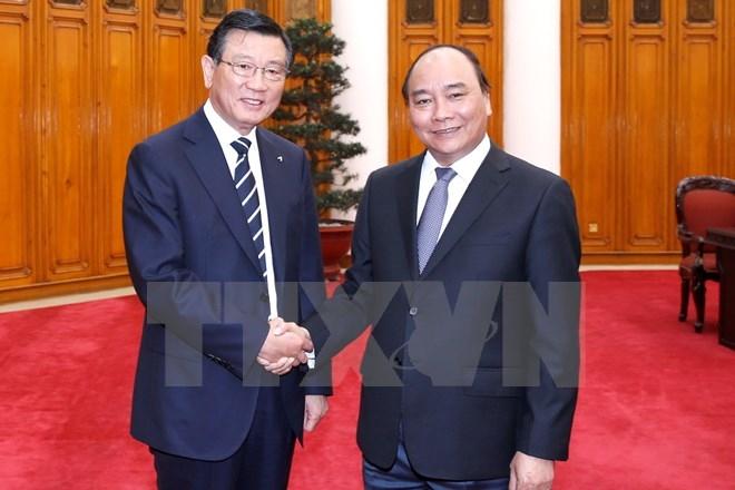 PM thanks Kumho Asiana investment