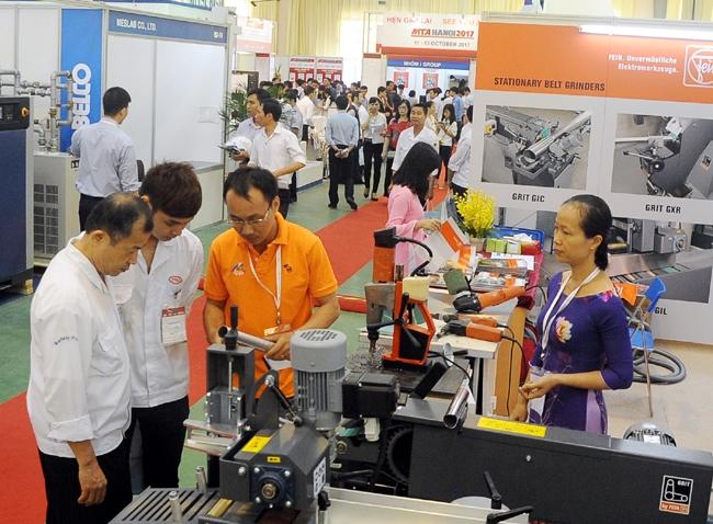 MTA HANOI 2016 attracts 175 enterprises