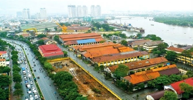 HCMC approves five new housing projects