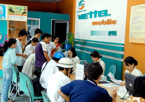 Viettel fined for pay television services