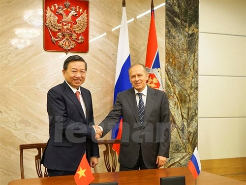Việt Nam Russia up security co-operation