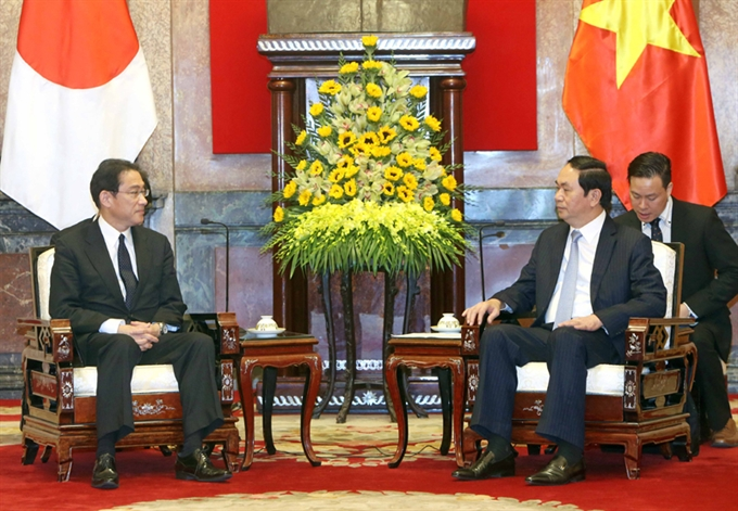 Japan continues aid to Việt Nam