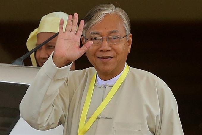 Myanmar President set to visit Việt Nam