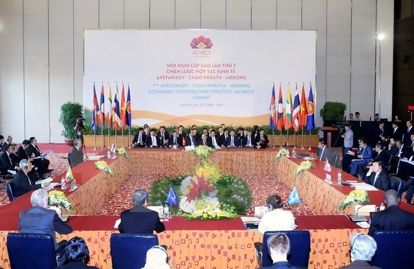 Mekong nations collaborating to boost regional development
