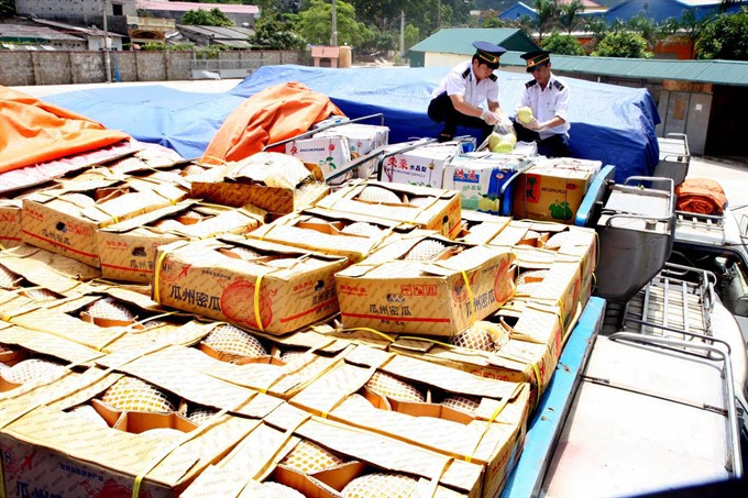 Tarriff exemptions for Chinese ASEAN goods