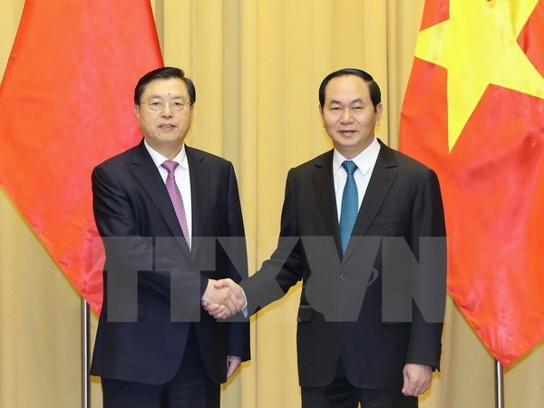 President: Việt Nam wants to develop stable ties with China