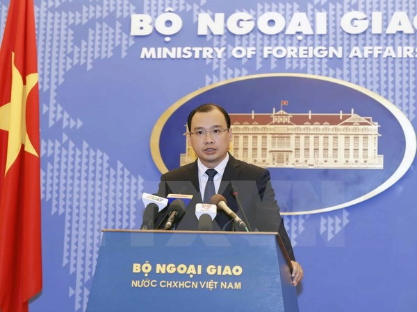 VN opposes all sovereignty violations: Spokesman