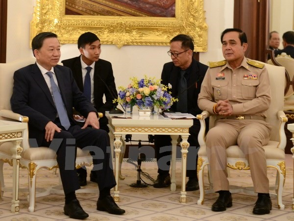 VN pushes extradition pact with Thailand