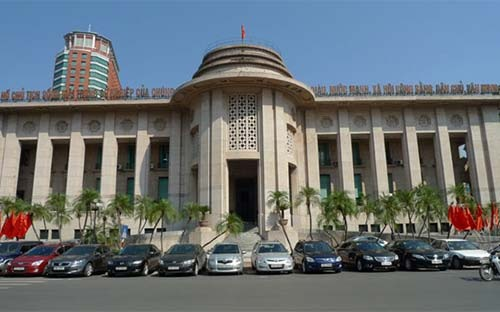 Intl officials praise SBV
