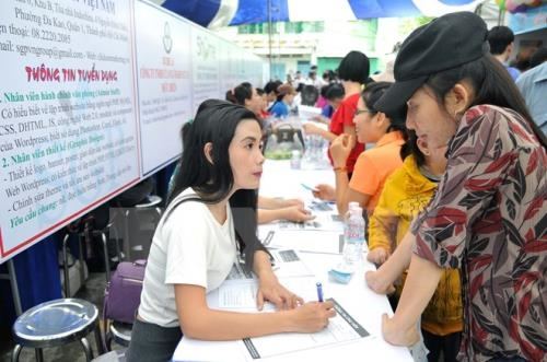 HCMC will need 70000 workers Q2