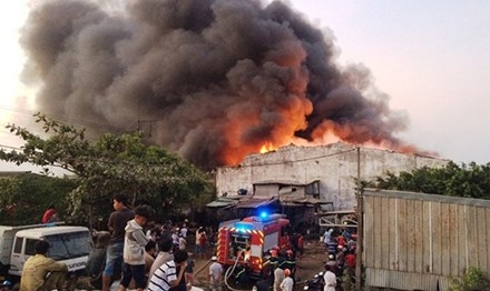 No. of fires explosions falls in first quarter