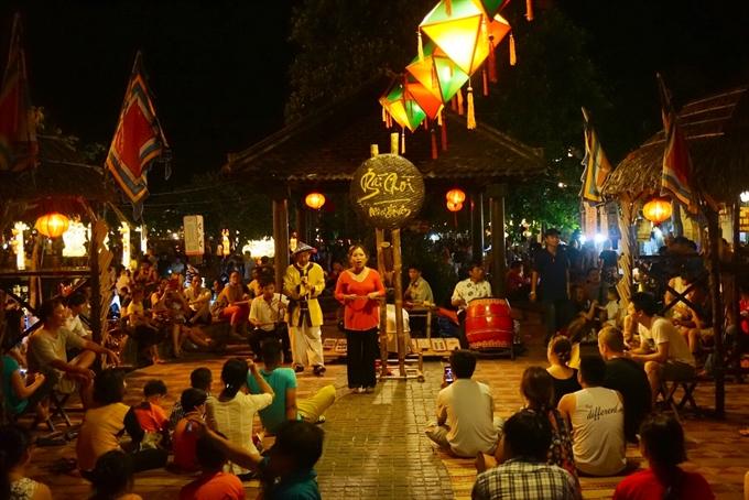 Đà Nẵng to showcase bài chòi to tourists locals