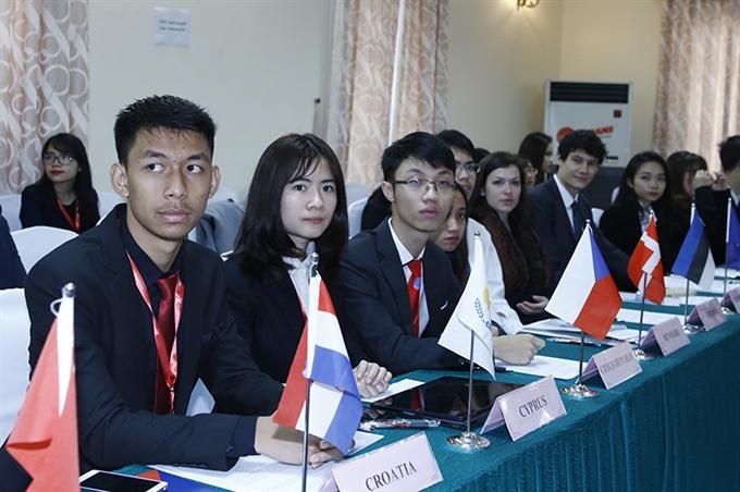 ASEM youth week kicks off in Hà Nội