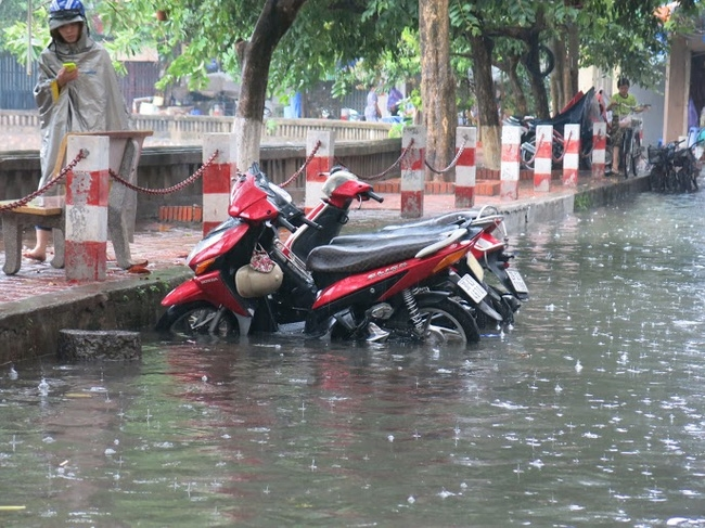 Flood project licensed