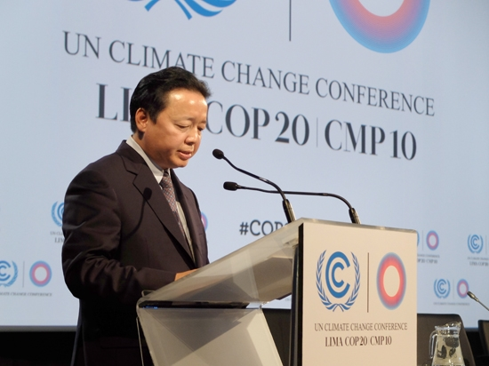 Minister calls for climate response