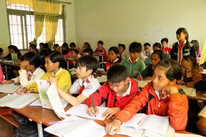 Đắk Nông struggles to deal with increase in enrolment