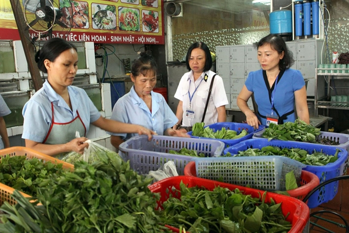 PM urges food safety hygiene