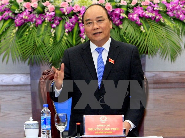 PM Phúc to visit Russia and attend ASEAN-Russia Summit