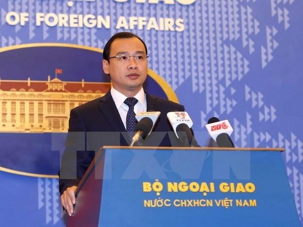 Official decries breach of East Sea by Taiwan