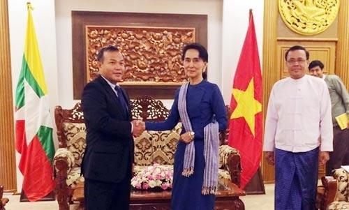 Deputy FM visits Myanmar seeking to tighten links