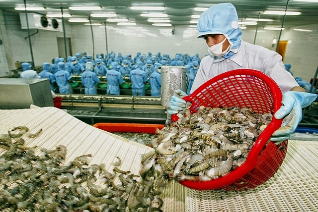 Shrimp exports to S Korea to rise