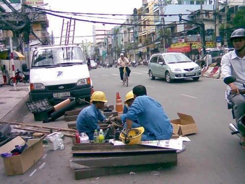 City to bury all cables by 2020