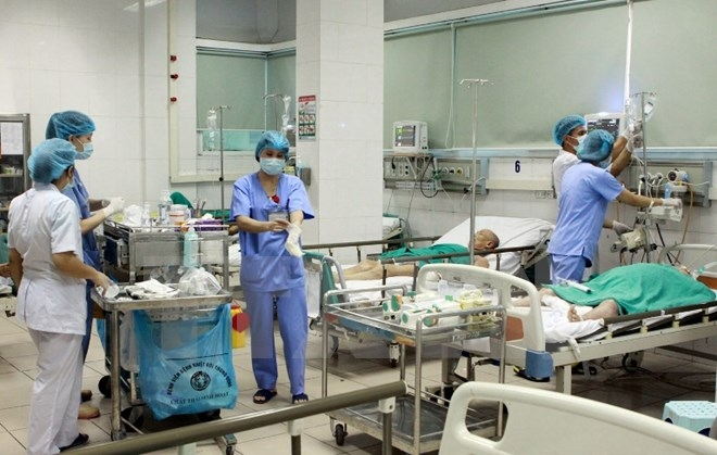 Hospital infection control lacking in VN