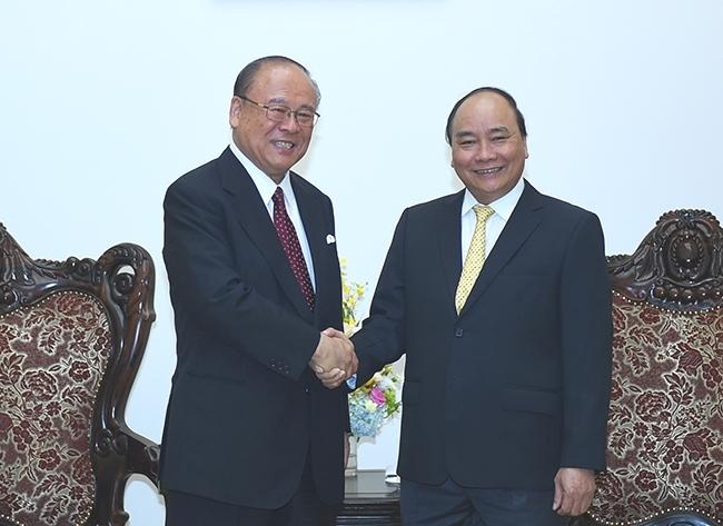 PM praises ties with Japan new Viet Nam-Japan University