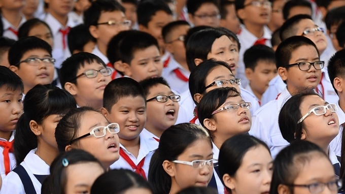 Poor eyesight on the rise in students