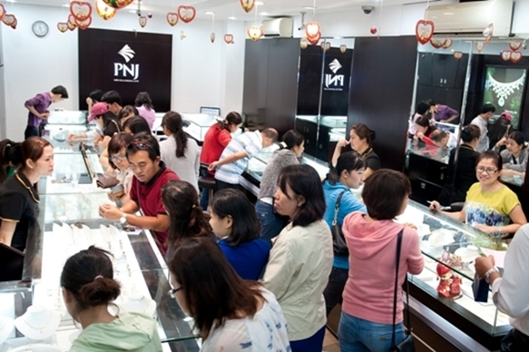PNJ announces higher jewelry sales and profits