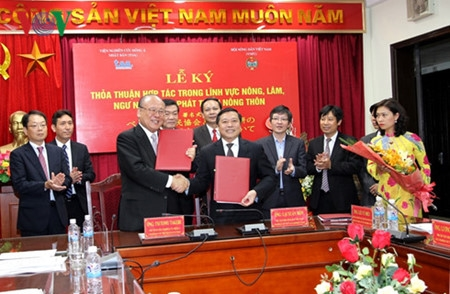 Việt Nam Japan boost ties in agro-forestry-fisheries