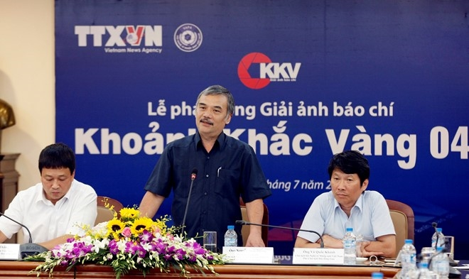 Journalism photography contest opens in Hà Nội