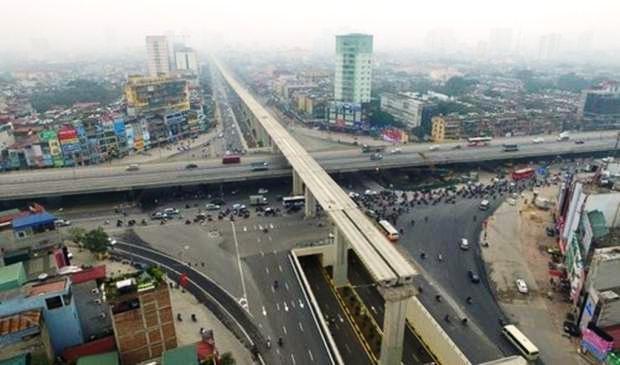 Hà Nội to build 18 bridges eight railway lines by 2030