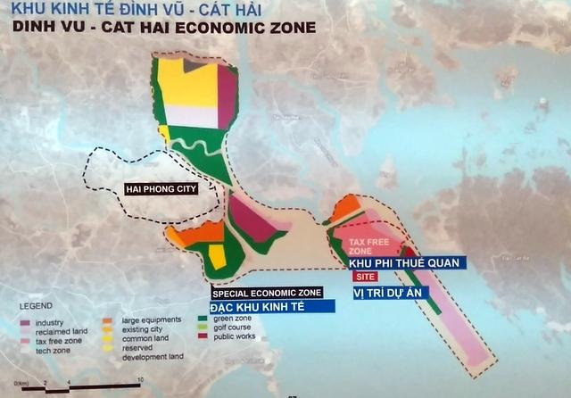 Cát Hải to become smart island