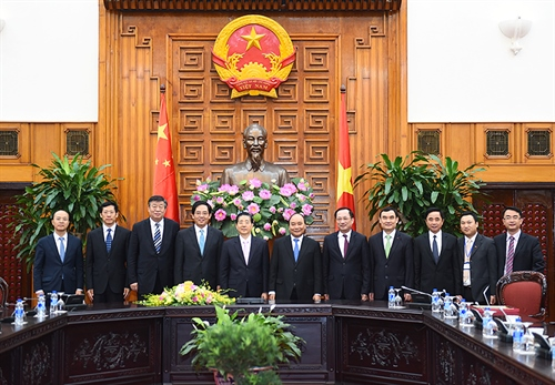 PM urges China-VN join to fight crime