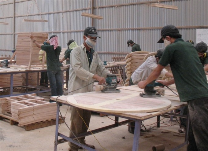 Furniture exports must meet standards