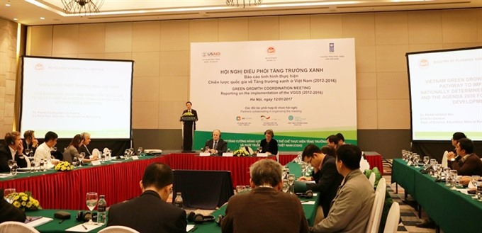 Việt Nam urged to generate funds for green growth