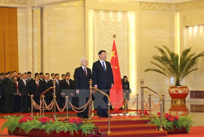 Joint communiqué charts course for stronger VN-China ties